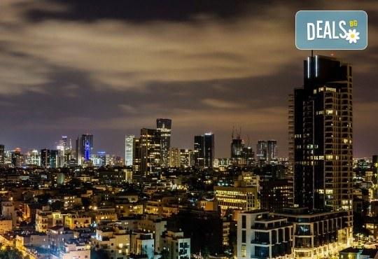 Екскурзия до свещения Израел през февруари! 3 нощувки със закуски, самолетен билет от Варна, екскурзовод и обиколки на Тел Авив и Яфо! - Снимка 3