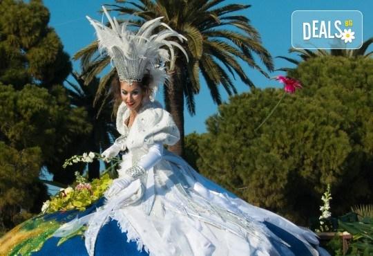 Карнавал в Ница: 6 нощувки със закуски, транспорт, посещение на Венеция, Милано, Ез и още