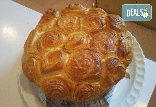 Френска погача с масло за семейни празници, 1.500 или 2.000 кг., + паричка от Пекарна Слънце! - Снимка 2
