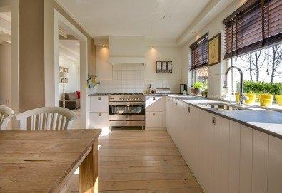 И домът Ви ще заблести! Почистване на баня до 15 кв. м. или кухня от фирма Авитохол!
