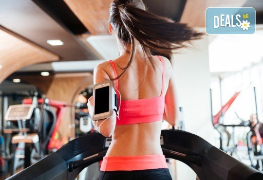 Бъдете винаги във форма! 6 кондиционни тренировки с професионален персонален треньор във фитнес клуб Феерия! - Снимка 3