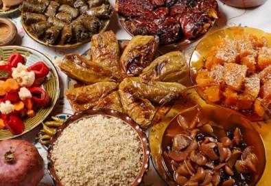 По традиционна рецепта! Семейно 7-степенно меню за Бъдни вечер от кулинарна работилница Деличи! - Снимка