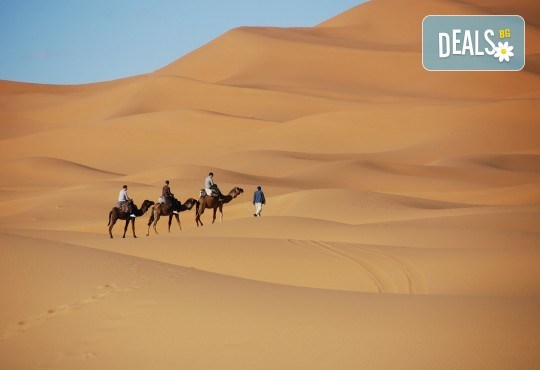 Ранни записвания за Великден в Мароко! Самолетен билет, летищни такси, трансфери, 5 нощувки със закуски и вечери в хотели 4*, туристическата програма - Снимка 9