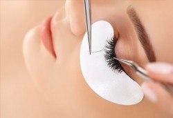 Красиви за празниците! Поставяне на мигли по метода косъм по косъм, луксозен клас мигли от норка, на супер цена от Студио за красота MNJ! - Снимка