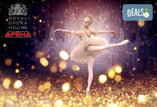 Ексклузивно в Кино Арена! Вълшебния балет Лешникотрошачката на сцената на Ковънт Гардън, на 28, 30 и 01.01. в киносалоните в страната - Снимка 1