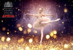 Ексклузивно в Кино Арена! Вълшебния балет Лешникотрошачката на сцената на Ковънт Гардън, на 28, 30 и 01.01. в киносалоните в страната - Снимка