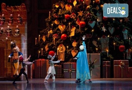 Ексклузивно в Кино Арена! Вълшебния балет Лешникотрошачката на сцената на Ковънт Гардън, на 28, 30 и 01.01. в киносалоните в страната - Снимка 3