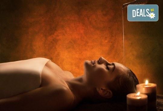 Луксозна грижа! Релаксиращ масаж на цяло тяло с масло от арган + подарък: масаж на лице от Beauty Studio Mom´s Place! - Снимка 1