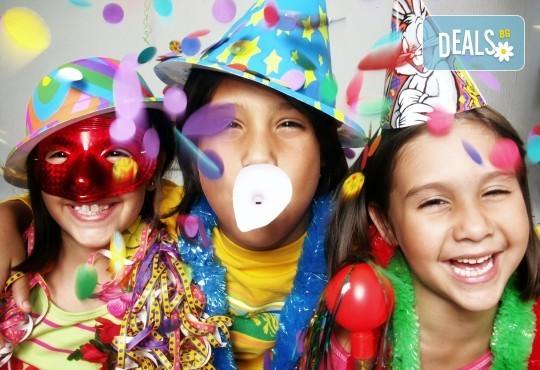 Супер оферта за детки рожден ден! 3 часа детско парти с много игри, томболи и изненади + топли напитки, соленки и комплименти от Зала за детски празници Сладкишчето! - Снимка 1