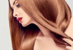 За красива коса и различен стил! Полиране, подстригване и оформяне със сешоар от студио BLOOM beauty & spa! - Снимка