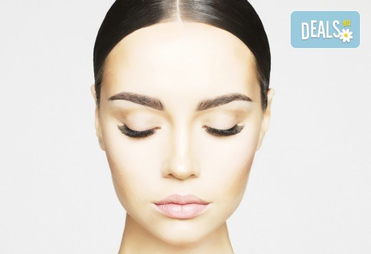 Перфектна визия! Перманентен грим на вежди по метода косъм по косъм и безплатен ретуш в дермакозметични центрове Енигма - Снимка 3