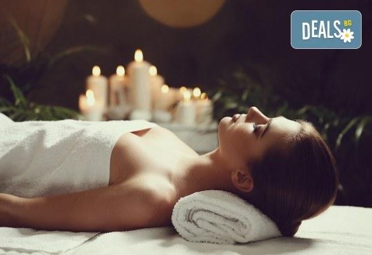 150 минути Деви Менари - Явански масажен ритуал за жени и бонус: йонна детоксикация в център GreenHealth - Снимка 1