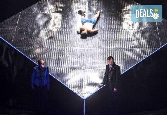 Премиера за сезона! Брилянтната постановка Франкенщайн на 20.12. от 19 ч. в Театър София, ще Ви остави без дъх! 1 билет - Снимка 1