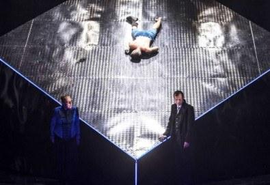 Премиера за сезона! Брилянтната постановка Франкенщайн на 20.12. от 19 ч. в Театър София, ще Ви остави без дъх! 1 билет - Снимка