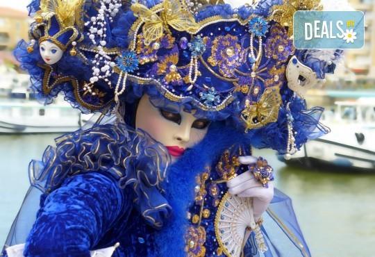 На Карнавал във Венеция с Дари Травел! Транспорт със самолет и автобус, 2 нощувки със закуски в хотели 2/3*, водач и обиколка на Верона - Снимка 3