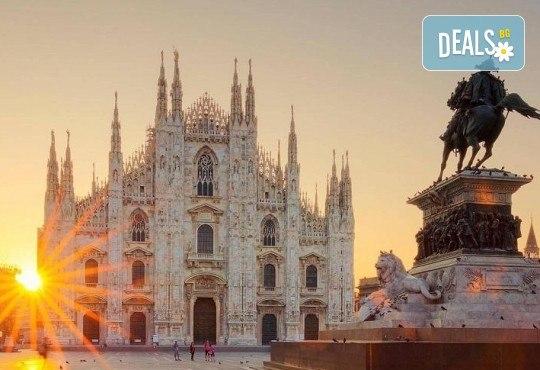 Екскурзия до Милано и на Френската ривиера с 3 нощувки със закуски, самолетен билет, летищни такси, екскурзовод и програма - Снимка 1
