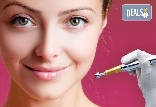 Почистване на лице, диамантено микродермабразио и бонус: 10% отстъпка от всички процедури в салон за красота Киприте - Снимка 3