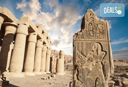 Ранни записвания за незабравима екскурзия в Египет през пролетта! 4 нощувки на база All Inclusive в Хургада, 3 нощувки на база FB на круизен кораб 5*, самолетен билет, летищни такси, трансфери и богата програма - Снимка 8