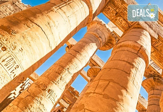 Ранни записвания за незабравима екскурзия в Египет през пролетта! 4 нощувки на база All Inclusive в Хургада, 3 нощувки на база FB на круизен кораб 5*, самолетен билет, летищни такси, трансфери и богата програма - Снимка 9