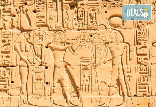 Ранни записвания за незабравима екскурзия в Египет през пролетта! 4 нощувки на база All Inclusive в Хургада, 3 нощувки на база FB на круизен кораб 5*, самолетен билет, летищни такси, трансфери и богата програма - Снимка 7