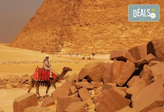 Ранни записвания за незабравима екскурзия в Египет през пролетта! 4 нощувки на база All Inclusive в Хургада, 3 нощувки на база FB на круизен кораб 5*, самолетен билет, летищни такси, трансфери и богата програма - Снимка 5