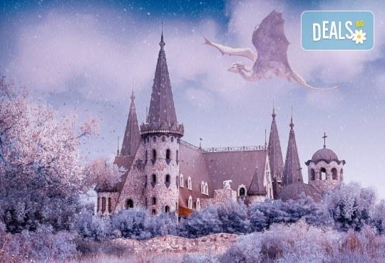 Нова година в замъка Влюбен във вятъра в Равадиново - Новогодишна празнична вечеря, програма с DJ и подарък: сувенир от замъка! - Снимка 7