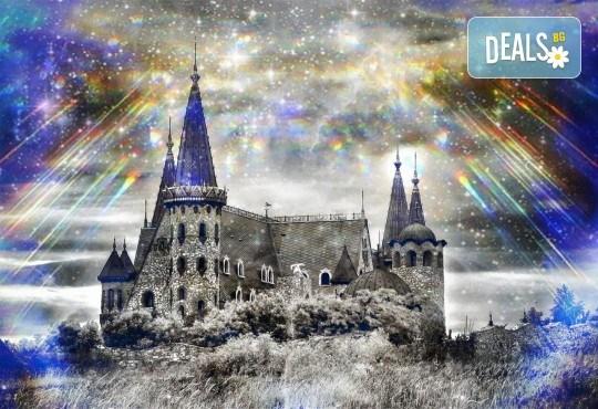 Нова година в замъка Влюбен във вятъра в Равадиново - Новогодишна празнична вечеря, програма с DJ и подарък: сувенир от замъка! - Снимка 9