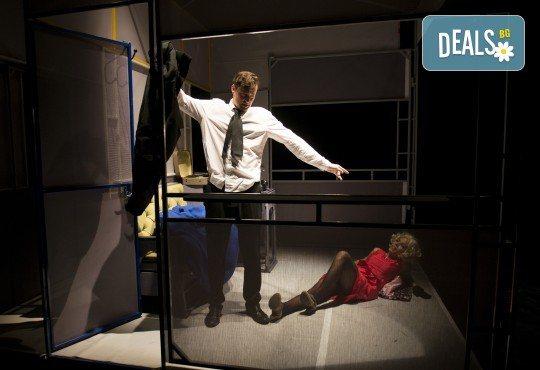 Last minute! Гледайте Апартаментът, следпремиера в МГТ Зад канала на 15-ти декември (петък)! - Снимка 5