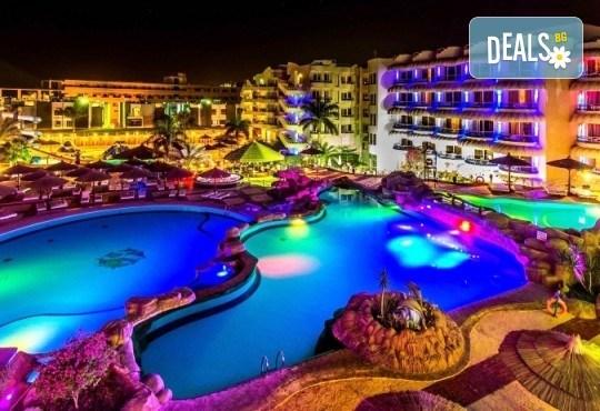 На плаж и почивка в страната на фараоните - Египет! 7 нощувки на база All Inclusive в Seagull Beach Resort 4*+ в Хургада, самолетен билет, летищни такси и трансфери - Снимка 11