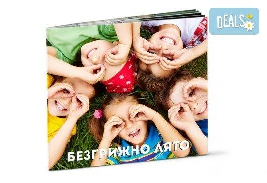 Красив подарък за любимите хора! Вземете фототетрадка или фотокнига от Магазинчето на Руски паметник! - Снимка 2