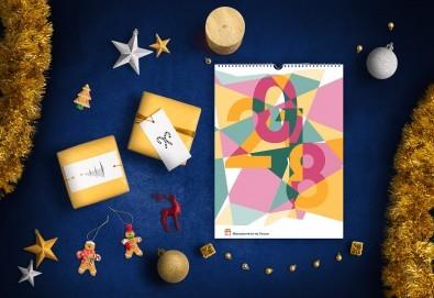 За офиса или дома! Вземете 6- или 12-листов календар с Ваши снимки и по собствен дизайн от Магазинчето на Руски паметник! - Снимка