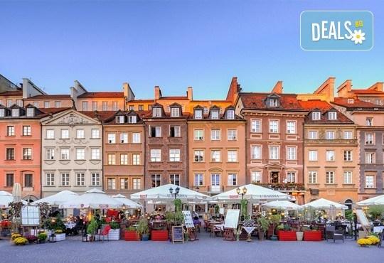 Ранни записвания за екскурзия до Словакия, Полша, Унгария през 2018-та! 6 нощувки със закуски, транспорт, водач и панорамни обиколки - Снимка 1