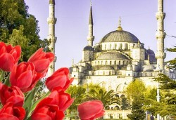Ранни записвания за Фестивала на лалето в Истанбул на дата по избор през април! 2 нощувки със закуски, транспорт и водач - Снимка