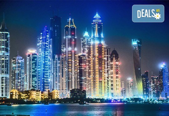Екскурзия до магнетичния Дубай! 5 нощувки със закуски в хотел 3* или 4*, самолетен билет, летищни такси, трансфери и обзорна обиколка - Снимка 2