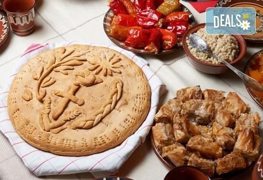 За празниците у дома с цялото семейство! Коледно или Новогодишно семейно меню от кулинарна работилница Деличи! - Снимка 3