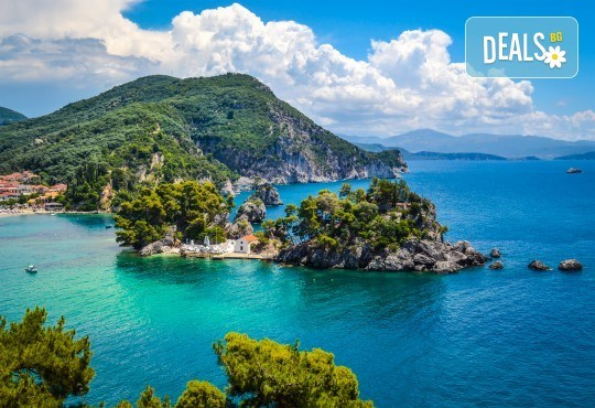 Майски празници на вълшебните Йонийски острови! 4 нощувки със закуски и вечери в Превеза или на о. Лефкада, транспорт и водач - Снимка 1