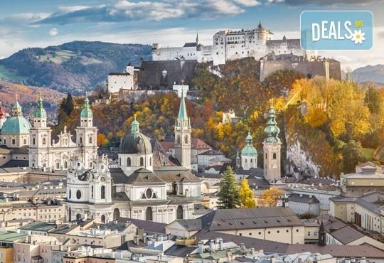 Магична екскурзия до Мюнхен, Любляна, Залцбург и Инсбрук през пролетта! 5 нощувки със закуски, транспорт, водач и посещение на замъците Нойшванщайн, Линдерхоф и Херенхимзее - Снимка 9