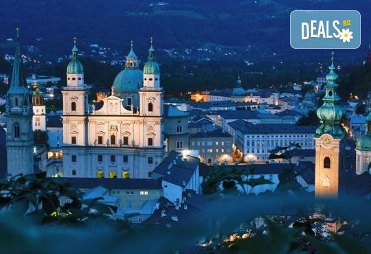 Магична екскурзия до Мюнхен, Любляна, Залцбург и Инсбрук през пролетта! 5 нощувки със закуски, транспорт, водач и посещение на замъците Нойшванщайн, Линдерхоф и Херенхимзее - Снимка 8