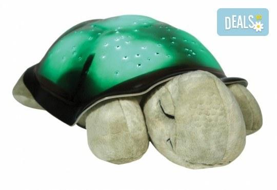 Любима играчка за лека нощ! Музикална детска нощна лампа костенурка от Магнифико! - Снимка 2
