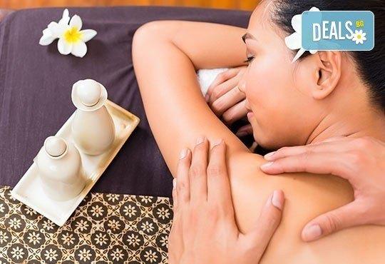 Магията на Изтока! 75-минутен тибетски енергиен масаж на цялото тяло само в студио Giro! - Снимка 2