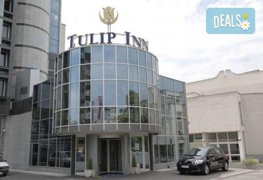 Last minute! Нова година в Tulip Inn Putnik 3*, Белград, Сърбия! 2 нощувки със закуски, безплатно ползване на СПА център и фитнес - Снимка 2