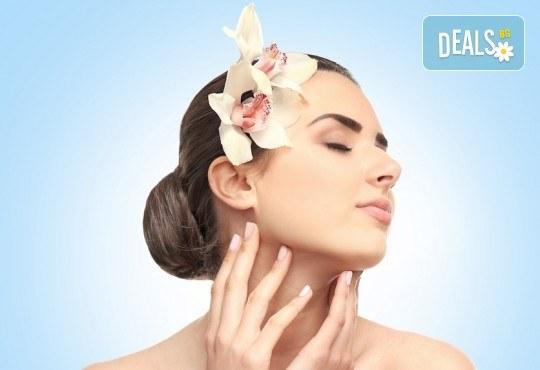 60 минути релакс и спокойствие! Масаж Блажено мързелуване с орхидея и бадеми на цяло тяло в студио GIRO! - Снимка 1