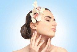 60 минути релакс и спокойствие! Масаж Блажено мързелуване с орхидея и бадеми на цяло тяло в студио GIRO! - Снимка