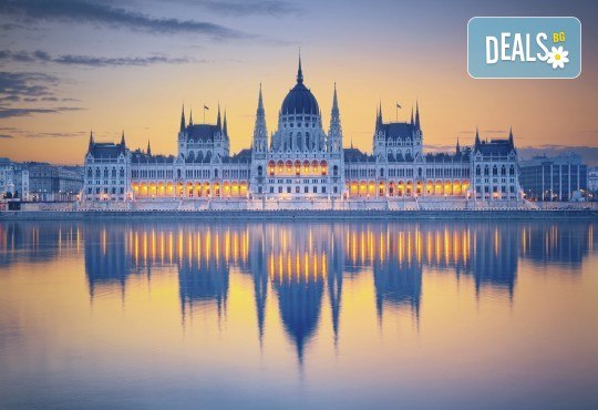 Екскурзия до Будапеща, Виена, Грац и Любляна: 5 нощувки и закуски, транспорт и програма