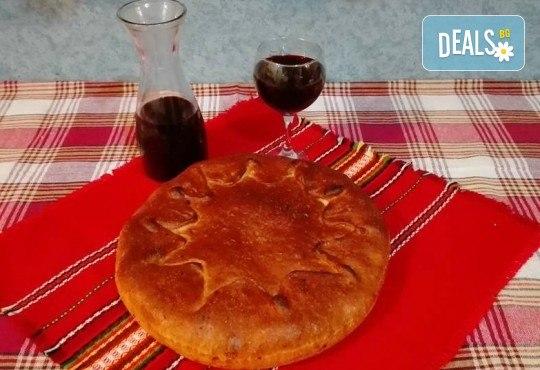 Мераклийски приготвен лучник или апетитен мазник 2 кг. по рецепта от северна България, ексклузивно от Работилница за вкусотии Рави! - Снимка 1