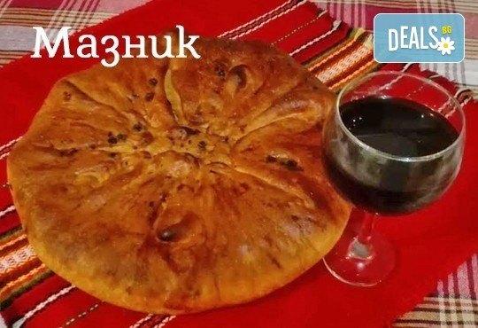 Мераклийски приготвен лучник или апетитен мазник 2 кг. по рецепта от северна България, ексклузивно от Работилница за вкусотии Рави! - Снимка 2