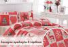 Семеен подарък! Лукозен комплект спално бельо, внос от Турция + подаръчна кутия от Zavivkite.com! - thumb 9