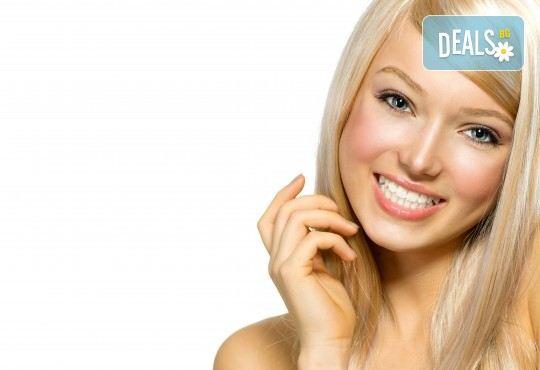 Кератинова терапия с продукти на JOIKO и изправяне на косата в салон за красота Мария Везенкова! - Снимка 1