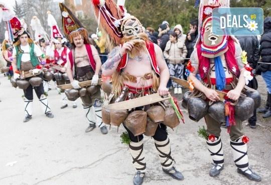 Елате на ежегодния фестивал Сурва в Перник на 27.01.! Транспорт от Автогара Сердика и водач от Еко Тур! - Снимка 1