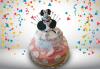 ПАРТИ торта с фигурална ръчно изработена декорация с любими на децата герои от Сладкарница Джорджо Джани - thumb 2